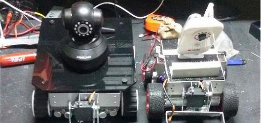 Colombianos buscan primer lugar en concurso internacional de robótica