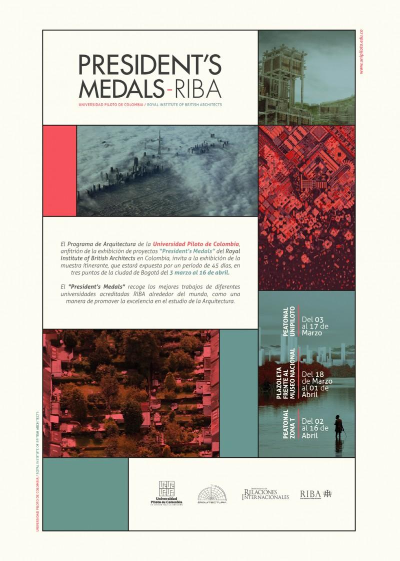 President's Medals - Universidad Piloto-Baja Vertical