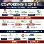 COWORKING REUNE 2018 – SEGUNDO SEMESTRE