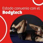 Estado convenio con el Bodytech