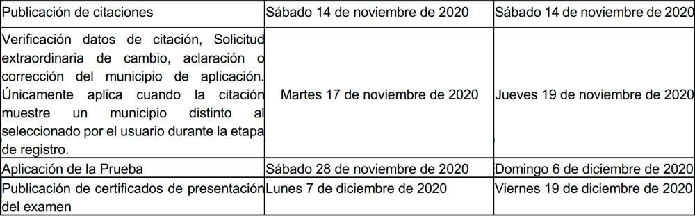 fechas-saber-pro-2020