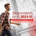 Retorno gradual, progresivo y seguro 2021-2