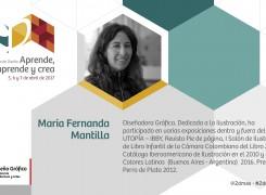 EVENTO: CÁTEDRA ABIERTA DE MARÍA FERNANDA MANTILLA