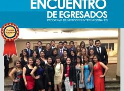 II Encuentro de Egresados Programa de Negocios Internacionales 2015