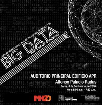 """Congreso Internacional  """"Big data, más que un concepto."""""""