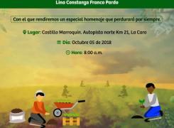 Bosque In Memoriam Lina Constanza Franco Pardo