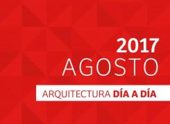 Cronograma mensual Arquitectura día a día