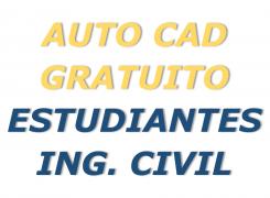 AUTO-CAD GRATUITO PARA ESTUDIANTES