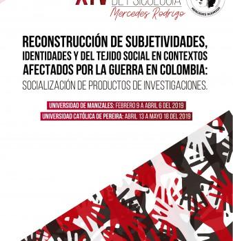 XIV Cátedra Colombiana de Psicología Mercedes Rodrigo
