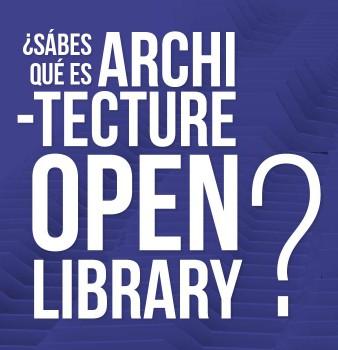 ¿Sábes qué es Architecture Open Library?