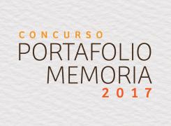 Concurso Portafolio Memoria 2017