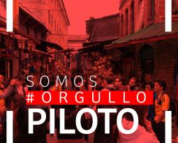 SOMOS # ORGULLO PILOTO // CÁTEDRA BOGOTÁ