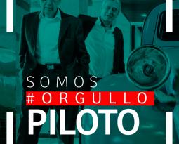 SOMOS # ORGULLO PILOTO // MURAL ARQ. EDGAR BUSTOS
