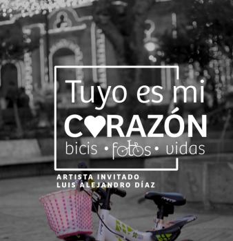 Tuyo es mi corazón: Bicis, fotos y vidas