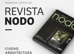 Lanzamiento conjunto número especial Revista NODO
