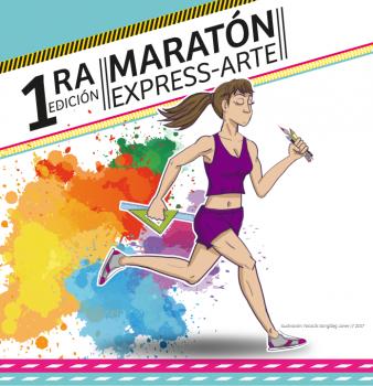 Maratón Express-arte – 1ra Edición