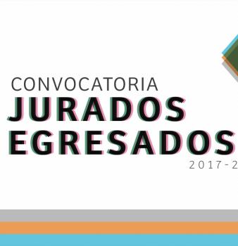 Convocatoria Jurados Egresados 2017-2