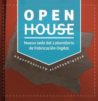 Open House del Laboratorio de Fabricación Digital