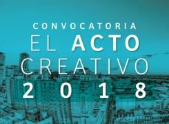 Acto Creativo 2018
