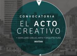 Acto creativo: Arte y ciudad