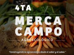 4ta  Jornada de MERCACAMPO Agroecológico