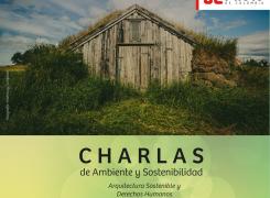 Charlas de Ambiente y Sostenibilidad en Arquitectura