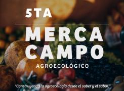 5TA JORNADA DE MERCACAMPO AGROECOLÓGICO