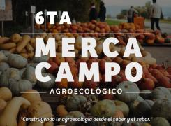 6TA JORNADA DE MERCACAMPO AGROECOLÓGICO