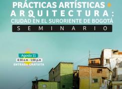 Seminario Prácticas artísticas+Arquitectura+Territorio