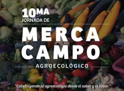 10MA JORNADA DE MERCACAMPO AGROECOLÓGICO