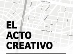 ACTO CREATIVO // OCTUBRE – 2018