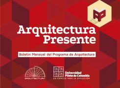 Boletín Mensual / Arquitectura Presente / Diciembre – 2016