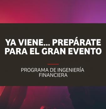 ¡¡NO TE PIERDAS EL GRAN EVENTO!!