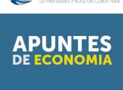 """Boletín mensual """"Apuntes de Economía"""" Octubre 2014"""