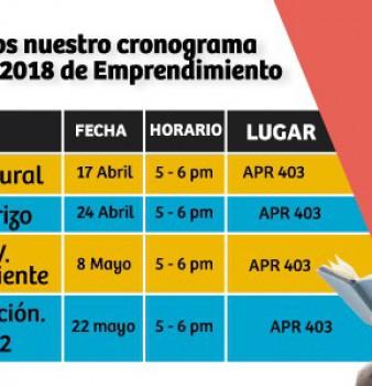 Ciclo II – 2018 de Emprendimiento