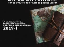 convocatoria pasantía internacional