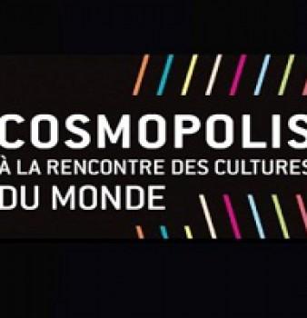 Cosmopolis Nantes, Francia.