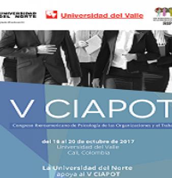 V Congreso Iberoamericano de Psicología de las Organizaciones y el Trabajo.