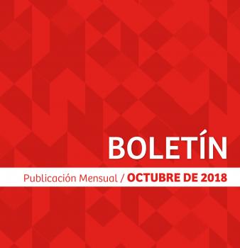 BOLETÍN MENSUAL ARQUITECTURA PRESENTE // OCTUBRE