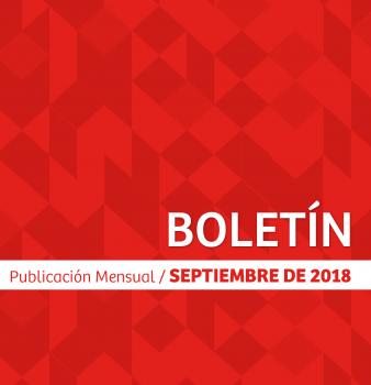 BOLETÍN MENSUAL ARQUITECTURA PRESENTE // SEPTIEMBRE