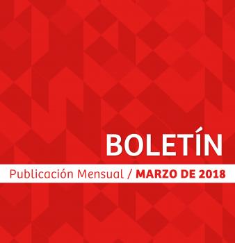 BOLETÍN MENSUAL MARZO
