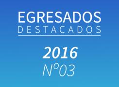 Egresados Destacados UPC 2016 / Programa de Arquitectura / Fabián Lizarazo
