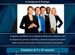 EXAMEN EXPO-PSI. PROGRAMA DE PSICOLOGÍA