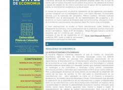 Boletín mensual Julio de 2016