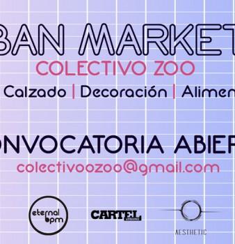 """CONVOCATORIA Y EXPOSICIÓN: """"URBAN MARKET 2.0"""""""