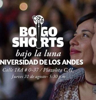 BOGOSHORTS – BAJO LA LUNA