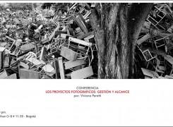 CONFERENCIA: LOS PROYECTOS FOTOGRÁFICOS: GESTIÓN Y ALCANCE