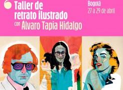 TALLER DE ILUSTRACIÓN CON ÁLVARO TAPIA HIDALGO