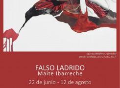 """EXPOSICIÓN: """"FALSO LADRIDO"""""""