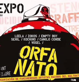 """EXPOSICIÓN: """"ORFANATO EXPO"""""""